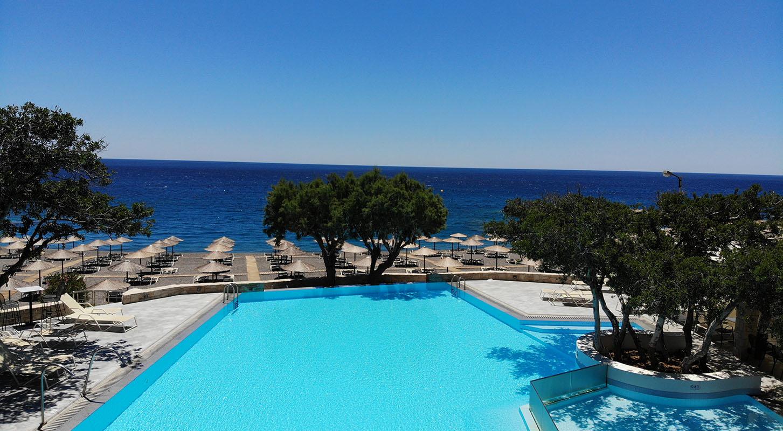 Ierapetra Restaurant | Kakos Bay Hotel | Ierapetra, Crete, Greece